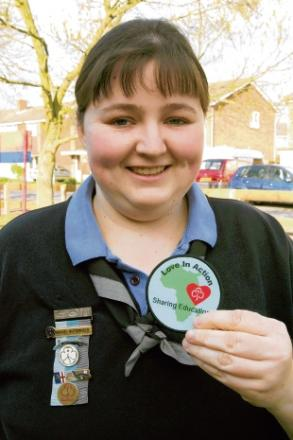 Tiptree: New charity endeavour for Rachel