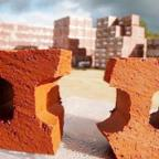 Essex County Standard: STRENGTH: But the works where Nori brick is made has been hit with a fall in demand