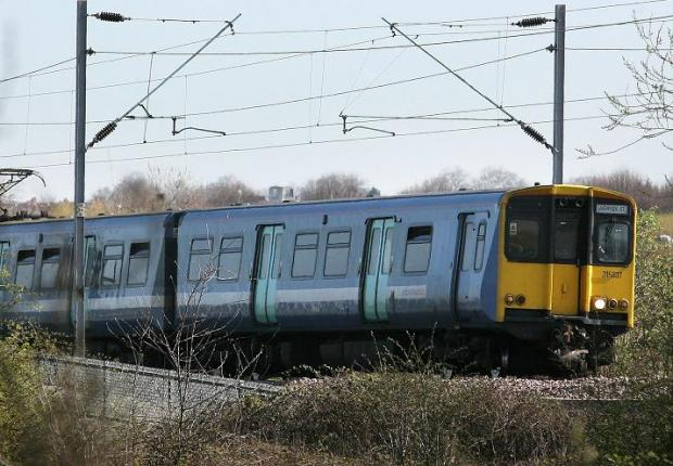 One in 20 trains late, according to latest figures