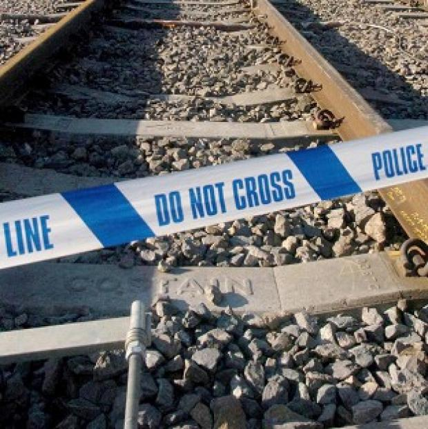 Essex County Standard: Essex: Person hit by train at Kelvedon station