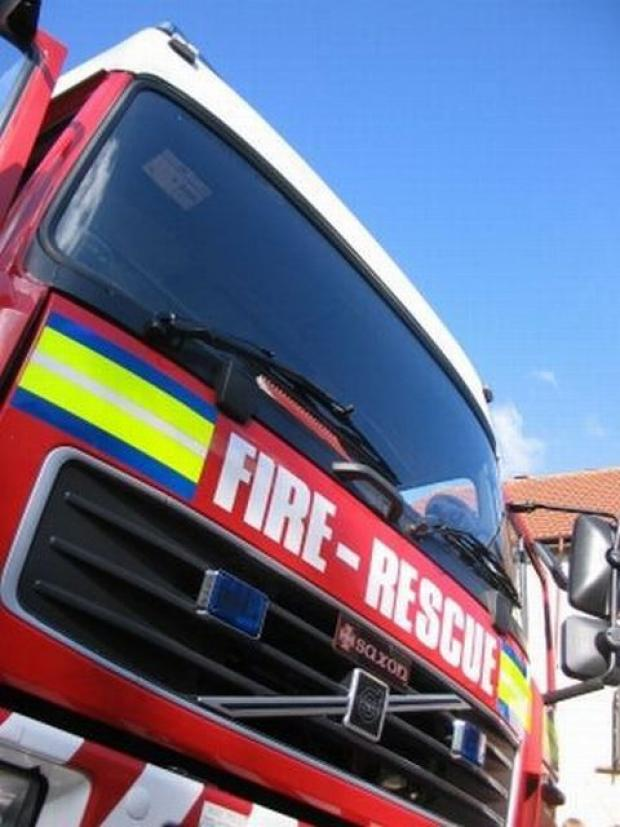 Witham: Garage evacuated after chemical spill