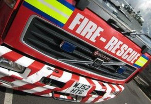 Burnham: Fire crews called to shop fire