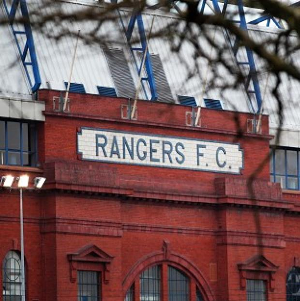 Essex County Standard: Ibrox Stadium