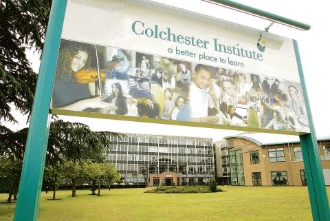 Essex County Standard: Youngsters not fulfilling potential at Colchester Institute, report says