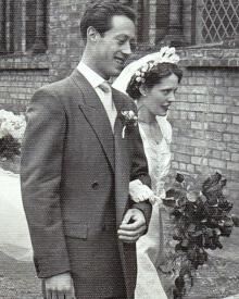Pam and John Buxton