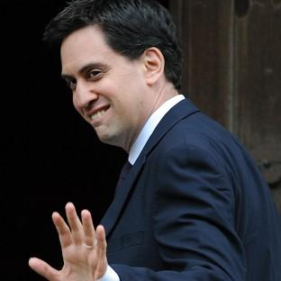 Labour party leader Ed Miliband claims PM David Cameron is 'tainted'