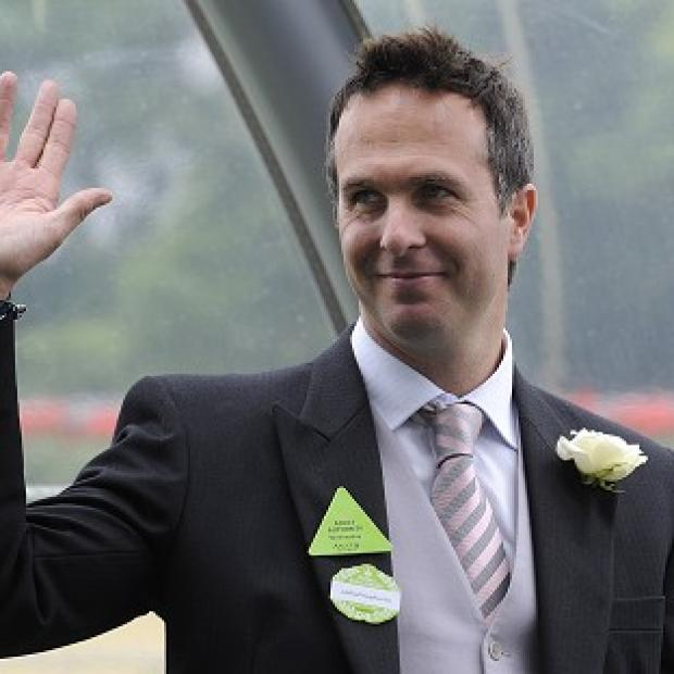 Former England cricket captain Michael Vaughan has signed up for Strictly