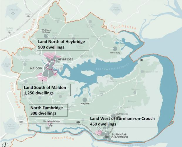 Maldon district: Council taking conservative approach to housing growth