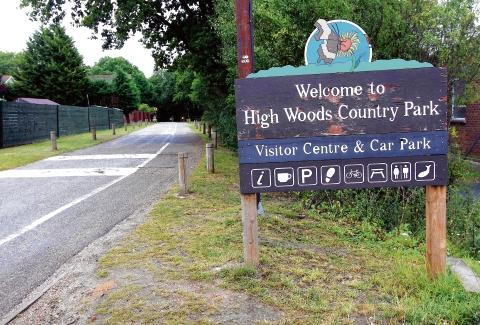 Talks 'positive' over Highwoods 'skate park'