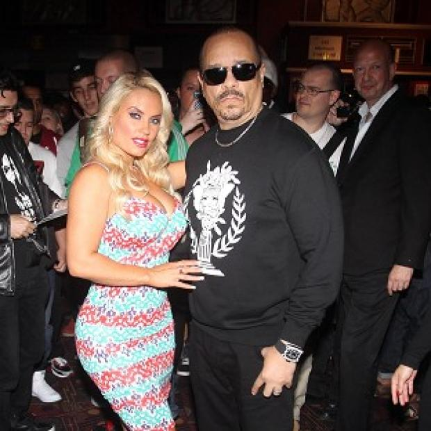Ice T and Coco would like to return for a second series of Ice Loves Coco