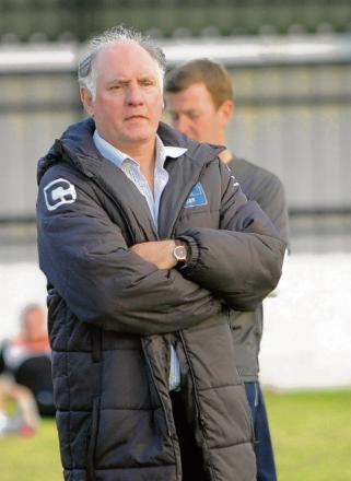 Iron's play-off hopes dented by Silkmen