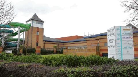 Upgrade: Colchester's Leisure World set for a £1.6million revamp