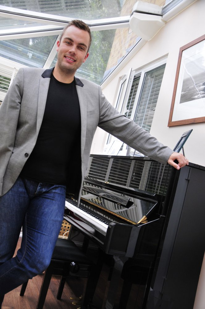 One-hand pianist from Colchester to host BBC Proms