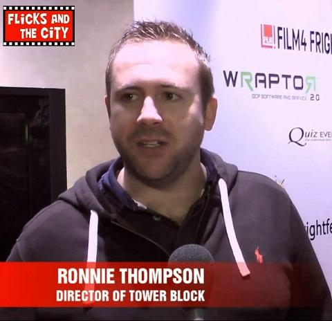 Colchester writer turns director for Tower Block movie