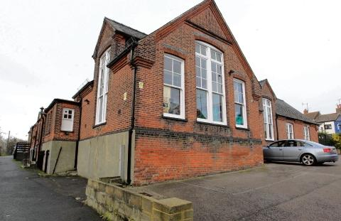 The Children's Support Services Centre, Phillip Road, Wivenhoe