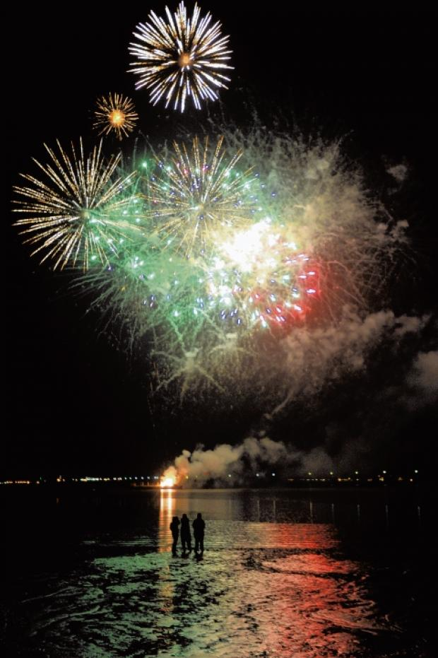 Your guide to fireworks this weekend