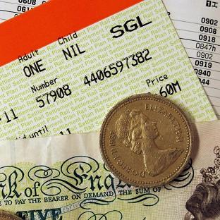 Annual fare rises are taking effect on the railways
