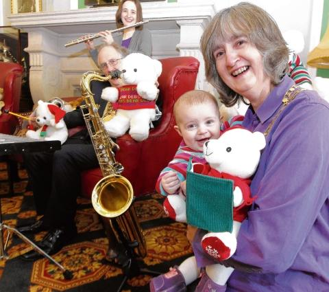 The Teddy Bears' Musical Picnic concert takes place next month, when the Colne Valley Youth Orchestra performs at Colchester Moot Hall.