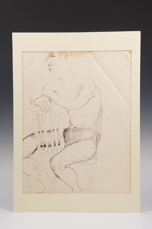 Early Freud sketches to go under the hammer