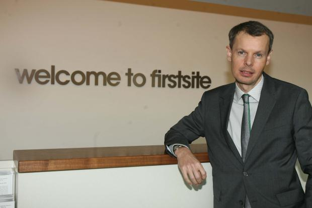 Matthew Rowe, new director of Firstsite