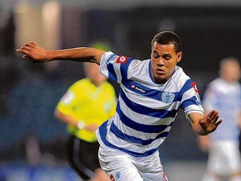 Loan Ranger - Troy Hewitt has signed for Colchester United on loan from Premier League side QPR. Picture: QPR FC