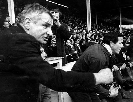 Tributes after legendary Colchester United boss, Dick Graham, died aged 90