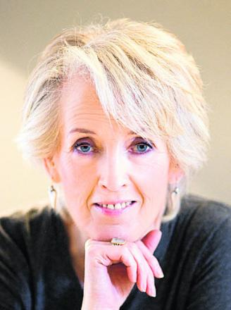 Top author Joanna Trollope will officially open the Essex Book Festival.
