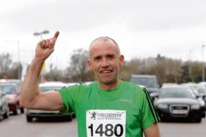 Harriers' Mussett leads the way at Colchester Half Marathon