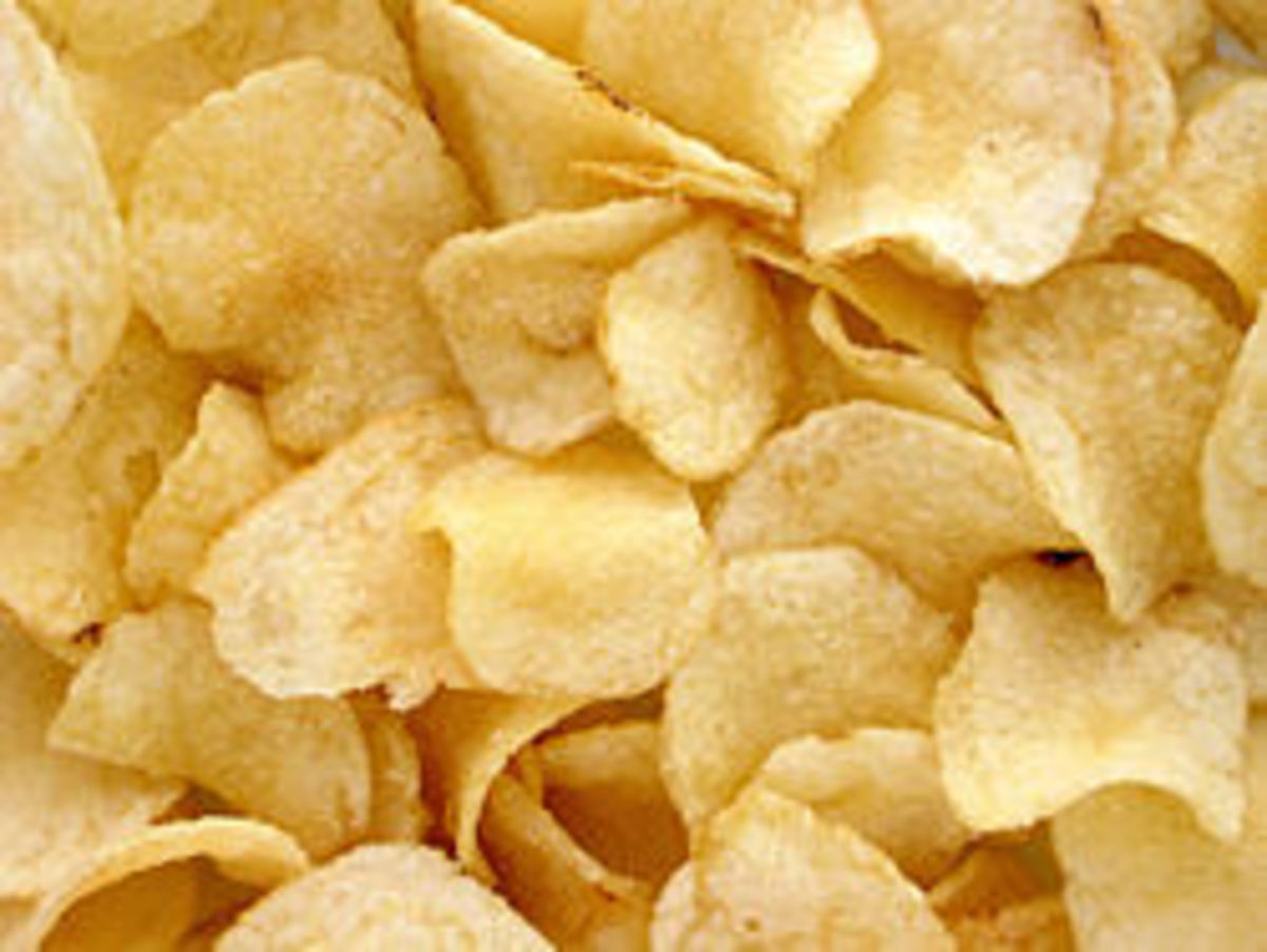 Fairfields crisps 'are the real deal' according to experts
