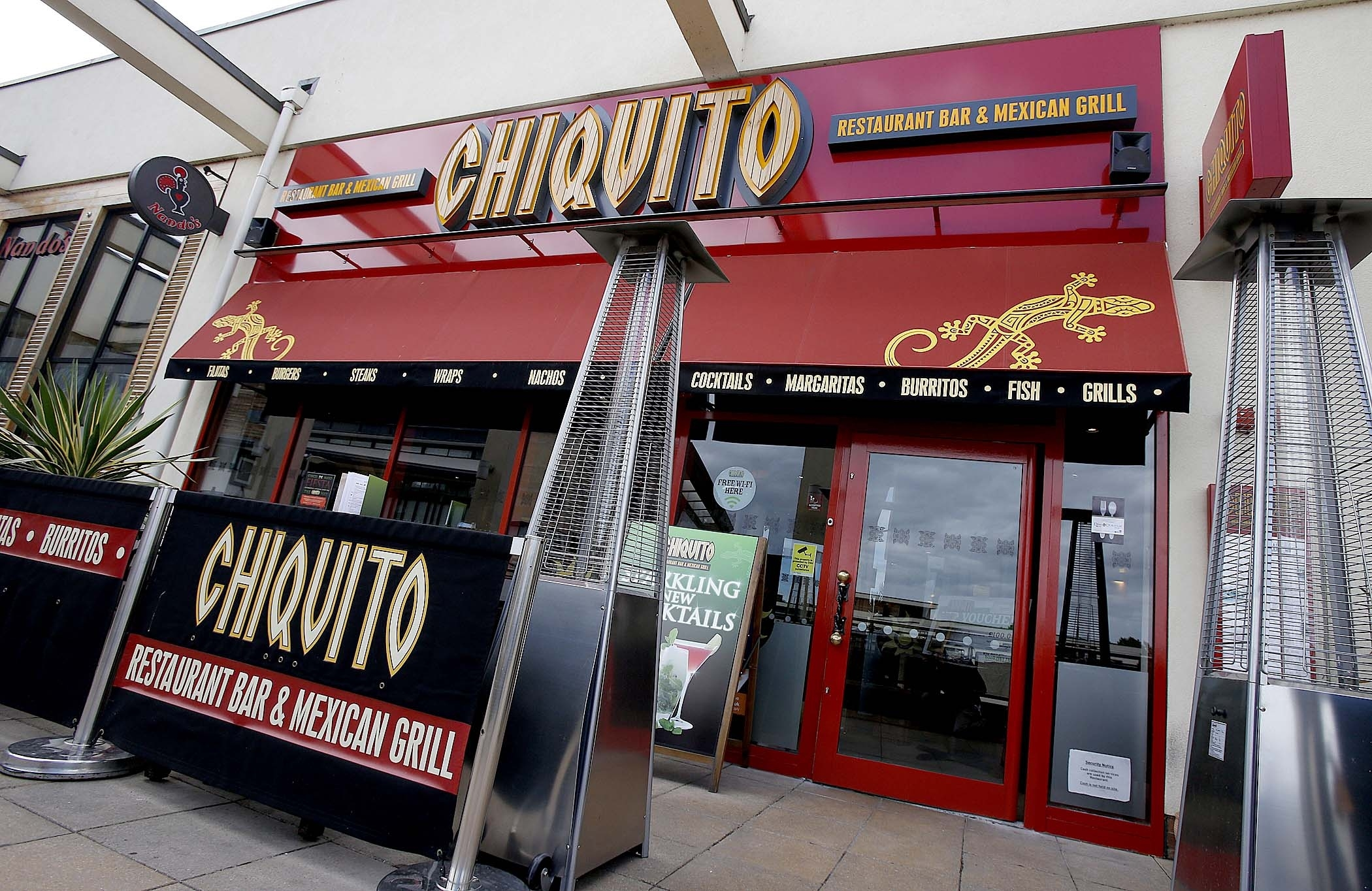More than 40 jobs at the new Chiquito in Stanway