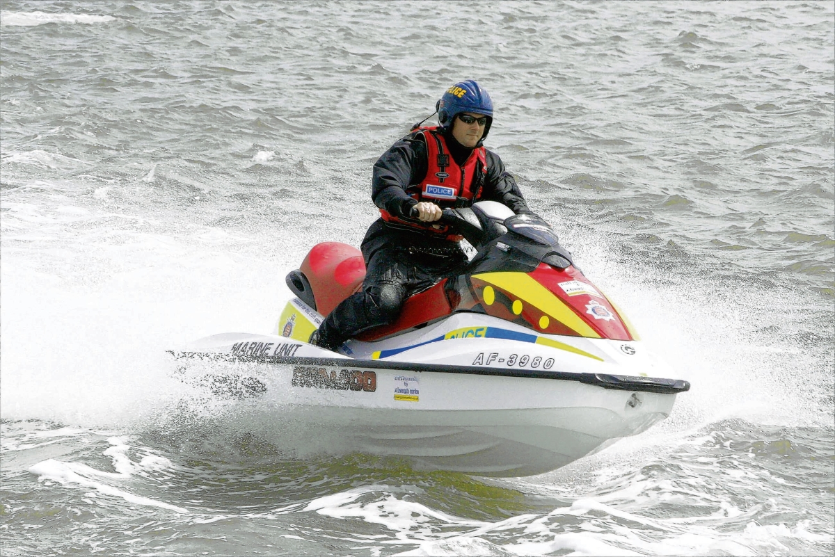 Essex Police marine unit changes today