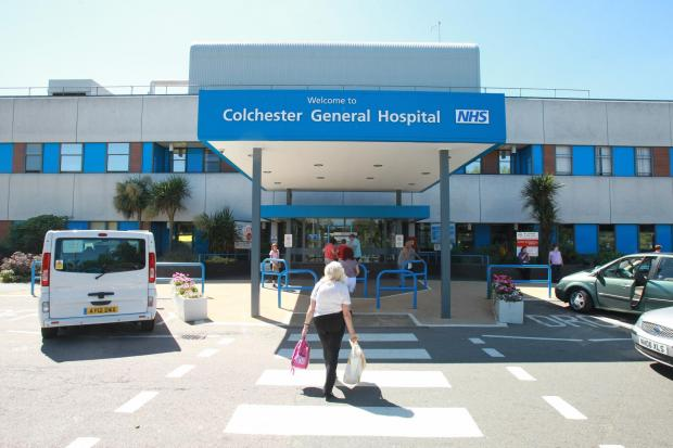 Home treatment plan aims to ease pressure on Colchester General Hospital