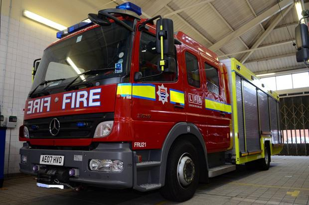 Essex County Standard: Firefighters called to chimney fire