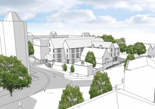 New £5 million hotel plans for Colchester submitt
