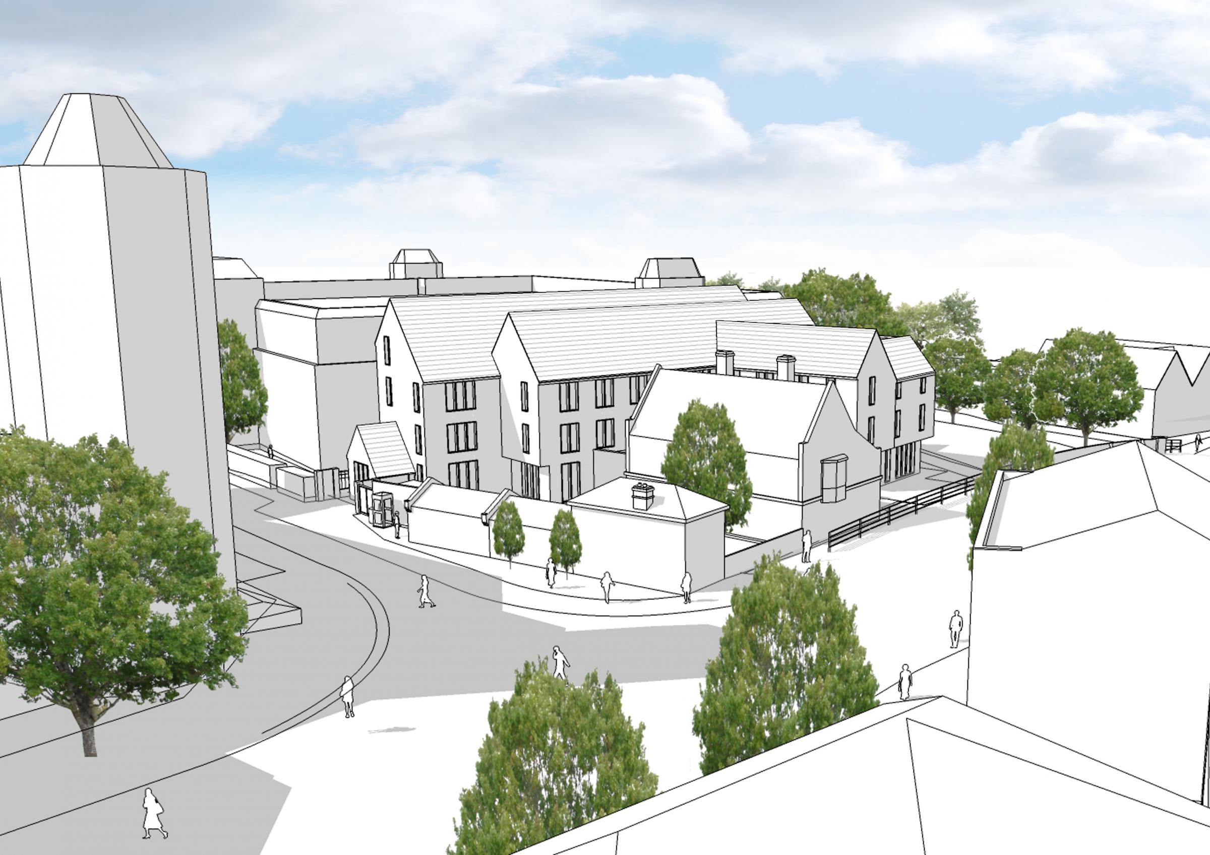 New £5 million hotel plans for Colchester submitted