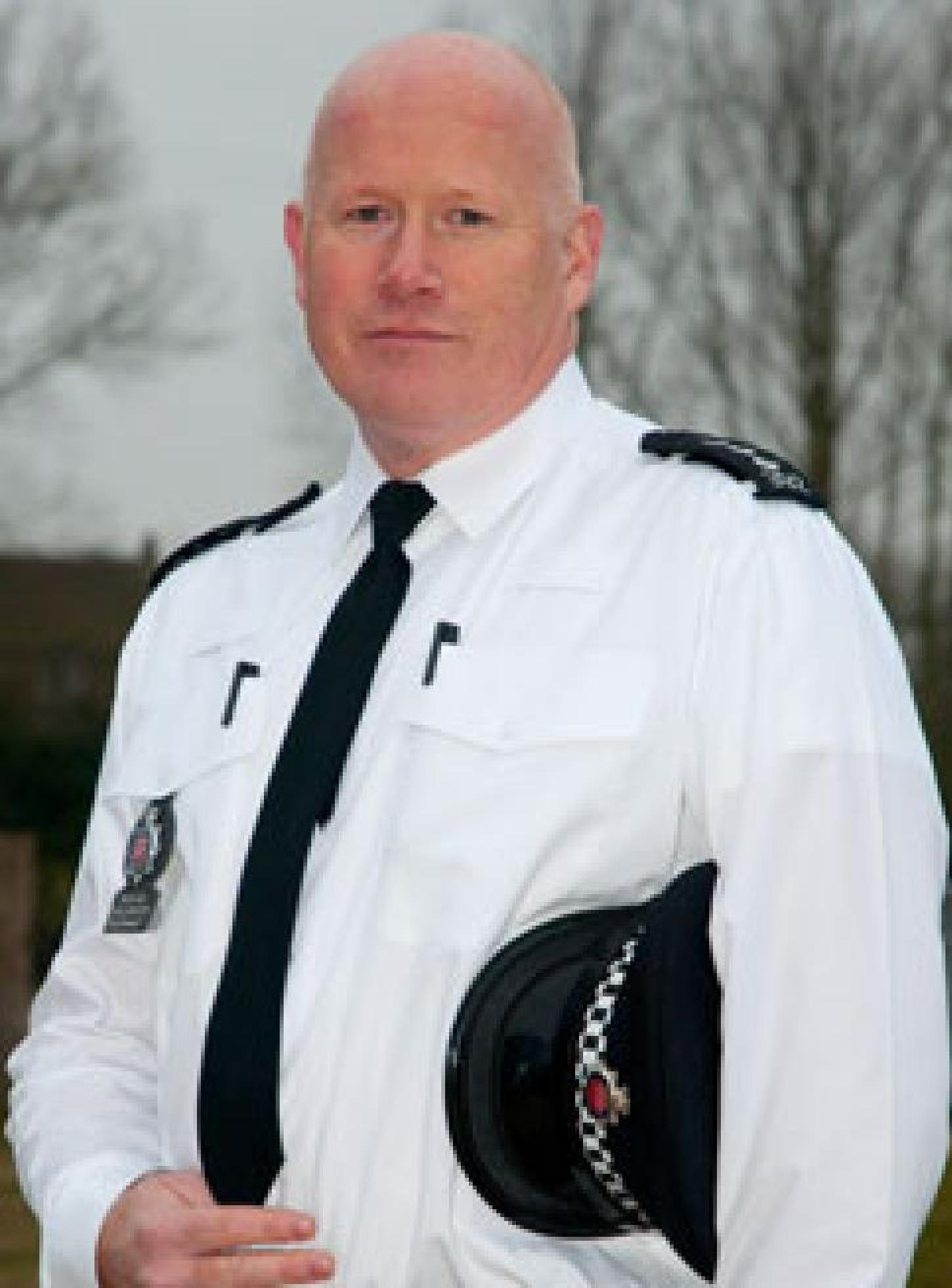 Chief Insp Richard Phillibrown