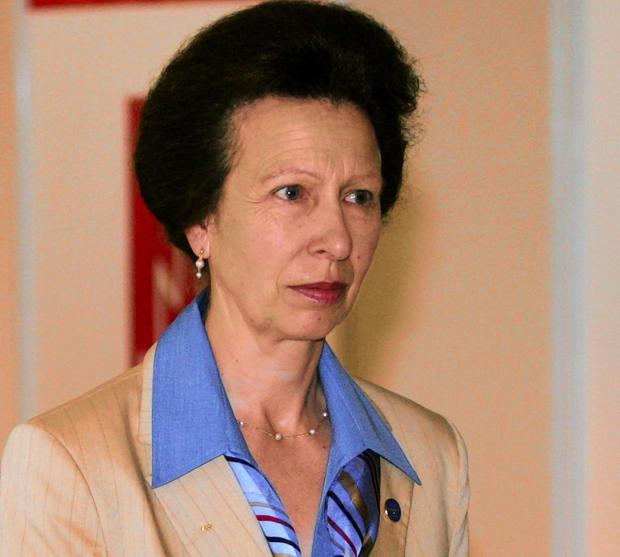 Princess Anne is coming to Colchester