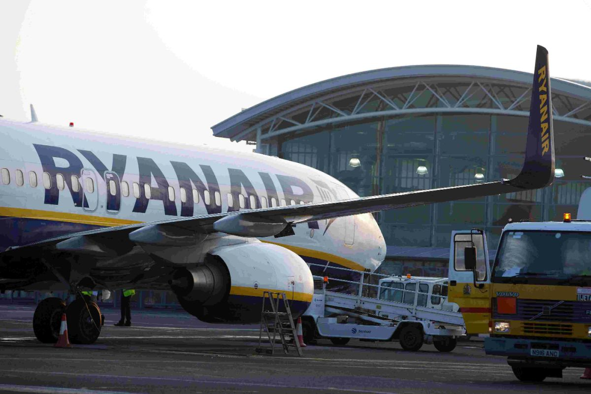 Flights from Essex to New York for £10, Ryanair chief pledges