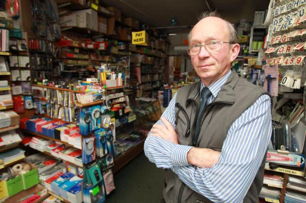 Essex County Standard: Millers manager to reopen stationers