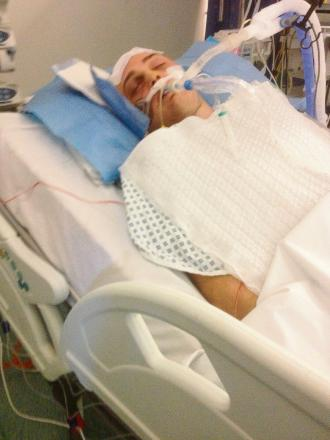 Bottle thug who left dad in coma finally admits: I am guilty
