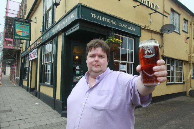 Cheers to my £100k revival plan for pub
