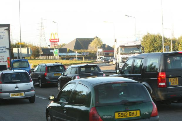 Galleys Corner roundabout due for a £650k revamp