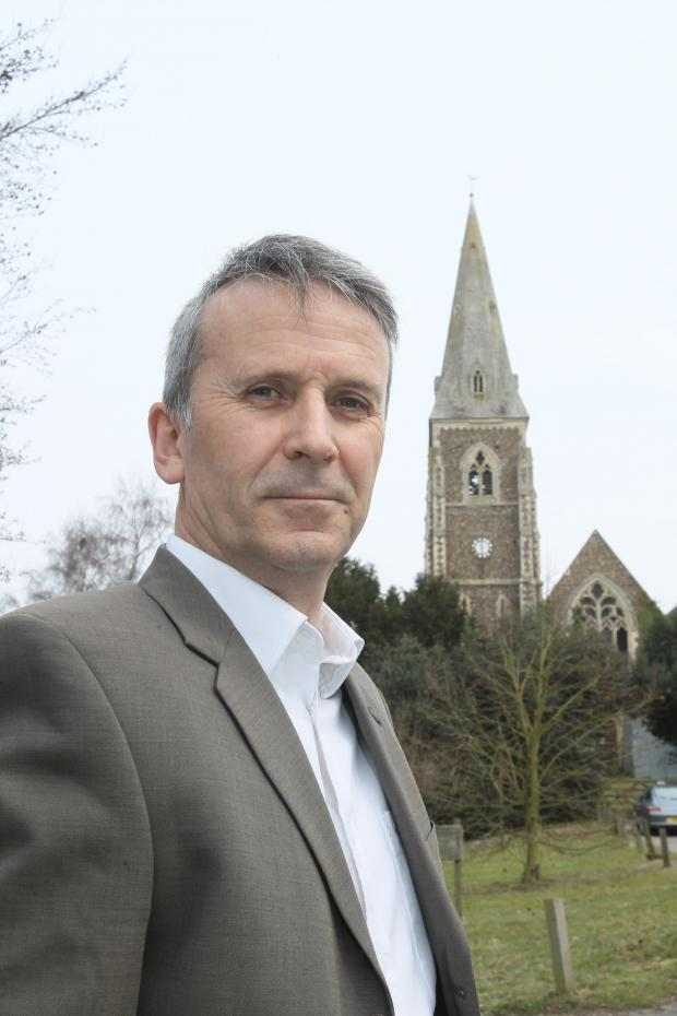 Essex County Standard: Fight to save church spire lost...or is it?