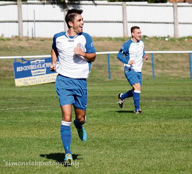 Essex County Standard: Signed on- Aaron Condon has penned a contract for FC Clacton
