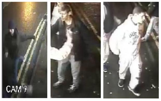 CCTV images released after late-night assault