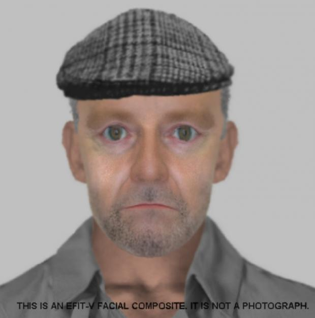 Essex County Standard: Do you know this man?
