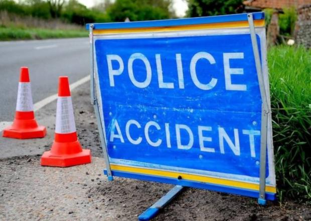 Essex County Standard: UPDATED: A12 reopened following crash