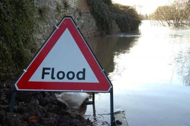 Essex County Standard: Flood warning for River Stour from Boxted to Dedham