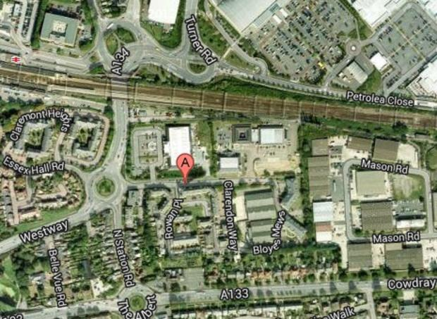Essex County Standard: Development fears for North Station area