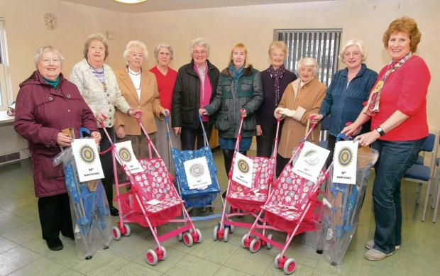 Essex County Standard: New wheels for the women's refuge